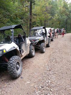 Wolf Pen Gap Atv trails, Mena, Arkansas