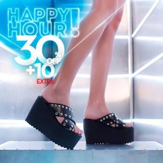 HAPPY HOUR #SARKANY Killis - #SarkanyCyberMonday De 22 a 23 hs tenés 30%  10% adicional. SHOP NOW! www.RickySarkany.com