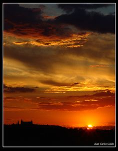 Foto atardecer Toledo