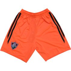 Short Fluminense III 2013 - 2014 Adidas Laranja 5b74e544b83ee
