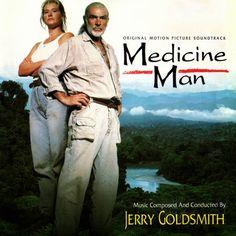 Medicine Man Soundtrack (Jerry Goldsmith)