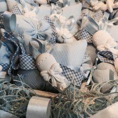 #magicmoment #creations sacchetti con gessetto per battesimo.