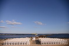 Long Island Waterfront and Beach Weddings |Land's End