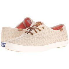 Keds Champion Diamond Dot Women's Lace up casual Shoes ($55) ❤ liked on Polyvore featuring shoes, laced up shoes, flexible shoes, keds, diamond shoes and polka dot shoes