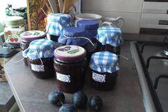 Szilvalekvár sütőben készítve, nem kell kevergetni, ez egy nagyon jó megoldás! - Egyszerű Gyors Receptek Stevia, Jar, Canning, Minden, Decor, Decoration, Decorating, Home Canning, Jars