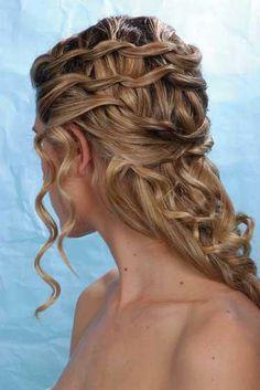 Wedding Hair/Party Hair/Upstyle