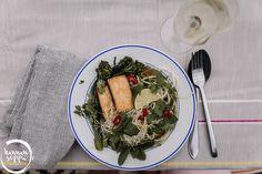 vegaaninen pho-keitto / Hannan soppa