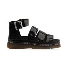 Dr. Martens - Clarissa ($110) ❤ liked on Polyvore