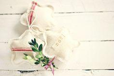 Craftberry Bush: L'etoile de noel....canvas Christmas star ornament...