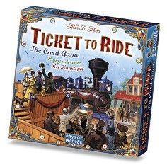 Ticket to Ride - Card Game