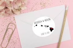 Destination Wedding  Beach Wedding Sticker  by ShineLikeSunbeams -- Call (310) 882-5039 if you are looking for CA ceremony officiants. https://OfficiantGuy.com