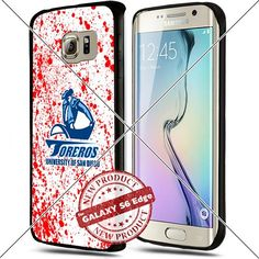 NEW San Diego Toreros Logo NCAA #1506 Samsung Galaxy S6 Edge Black Case Smartphone Case Cover Collector TPU Rubber original by WADE CASE [Blood] WADE CASE http://www.amazon.com/dp/B017KVOYOE/ref=cm_sw_r_pi_dp_a0KAwb14ATTNC