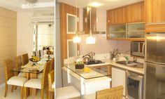 Apartamentos pequenos: boas soluções para compensar a falta de espaço - Casa - MdeMulher - Ed. Abril#1