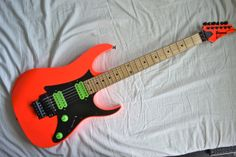 Ibanez RG550 Road Flare Red