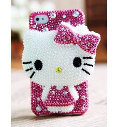 Apple iPhone 4S 4G 3GS iPod Touch 4G Hello Kitty 2012 Back Case