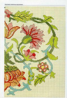 Gallery.ru / Фото #31 - Художественная вышивка. Узоры, схемы, инструкции - logopedd
