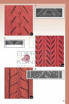 View album on Yandex. Lace Knitting, Knitting Stitches, Knitting Patterns, Free Crochet, Knit Crochet, Crotchet, Free Pattern, Kids Rugs, Knitting Sweaters