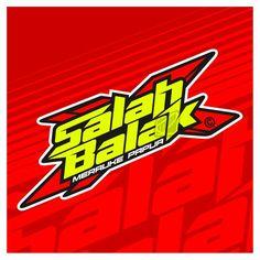 SalahBalak Logo #logo #racing #designlogo #typography