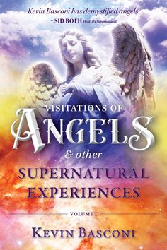 In this amazing book, Visitations of Angels & Other Supernatural Encounters Volume Kevin Basconi compiles and assembles some of his most powerful and profound testimonies of angelic visitations for the reader to enjoy. Kevin shares twenty-seven testim Books About Angels, New Books, Good Books, Nonfiction Books, The Twenties, The Past, Coding, Author, It's Supernatural