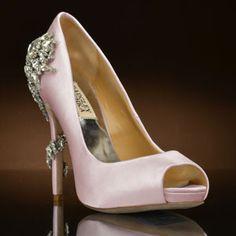 Royal by Badgley Mischka Wedding Shoes at My Glass Slipper