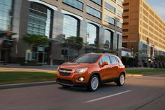 It's got the looks. It's got the smarts. The #Trax is ready to go home with you today!