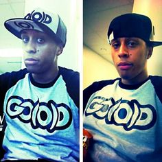 Our GO(O)D snapback and raglan tee! Available now at www.GoodCoApparel.com #iKeepGoodCo