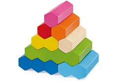 Color Stack Toy