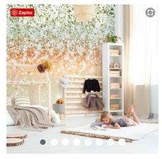 Just a few strips of the original panel will turn your room renovation into the author's design project in line with the most recent world trends in interior fashion. World Trends, Wonderwall, Design Projects, Toddler Bed, Interior, Room, Furniture, Wallpapers, Studio
