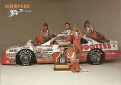 Visit Hooters Restaurant for the Wings, the Beer and the Hooters Girls! Use Our Interactive Map to Find a Hooters Closeby. Find One Today. Nascar Race Cars, Nascar Sprint Cup, Nascar Rules, Nascar Champions, Vintage Race Car, Car And Driver, Car Girls, Drag Racing, Auto Racing