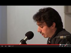 Joseph Fasano | Academy of American Poets - His poem Hermitage is about breaking illusions