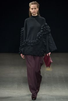 3.1 Phillip Lim Fall 2014 Ready-to-Wear Fashion Show - Elisabeth Erm