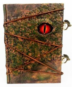 TWO ALCHEMY THEMED ALTERED BOOKS WITH VIDEO TUTORIALS & NEW COLLAGE SHEETS