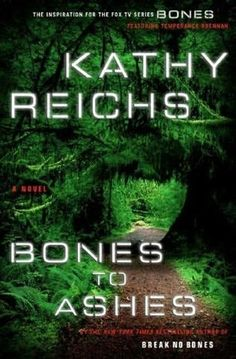 Anything by Kathy Reichs