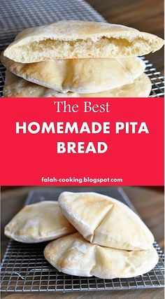 >> HOMEMADE PITA BREAD This dish is very sweet and delicious. Easy Keto Bread Recipe, Homemade Pita Bread, Bread Maker Recipes, Best Bread Recipe, My Best Recipe, Easy Cake Recipes, Whole Food Recipes, Pitta Bread Recipe, Recipe Breadmaker