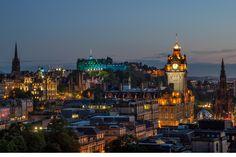 2 Days Itinerary - Edinburgh