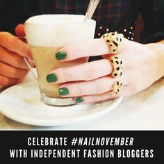 Introducing our Instagram campaign - Nail November!