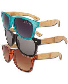 SoulFlower-SALE! Bam! Bamboo Sunglasses-$22.00