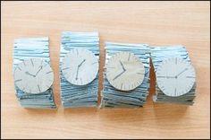 zegarki-z-makaronu/ pasta clock - gift