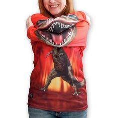 MouthMan® Unisex-Adult T-Rex Hoodie Shirt Red XL Mouth Man http://www.amazon.com/dp/B00AESGFRU/ref=cm_sw_r_pi_dp_HwCIub1KJGXH0
