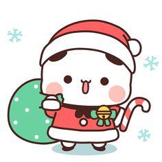 Cute Couple Cartoon, Cute Love Cartoons, Wallpaper Panda, Kitty Drawing, Chibi Cat, Little Panda, Animal Crossing Pocket Camp, Cute Paintings, A Silent Voice