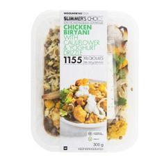 Slimmer's Choice Chicken Biryani 300g   Woolworths.co.za Biryani, Food Preparation, Slim, Meals, Chicken, Meal, Food, Cubs, Nutrition