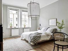 Visite déco   Du gris pour une ambiance scandinave très chic ! @decocrush - www.decocrush.fr