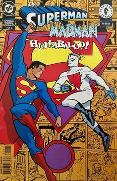 Chris is on Infinite Earths: The Superman/Madman Hullabaloo! #1 (1997)