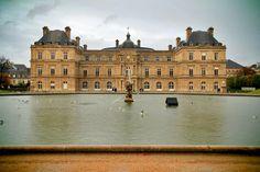PARIS - Palais du Luxembourg - fuievouvoltar.com