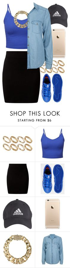 """It's so hot. Omfg"" by livelifefreelyy ❤ liked on Polyvore featuring ASOS, adidas, AllSaints and Ali & Kris"
