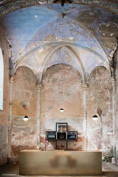 Kapel De Waterhond – Klaarchitectuur - De Architect