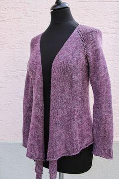 Hamlin Peak Cardi aus Seide / Leinen Garn Sweaters, Blog, Fashion, Linen Fabric, Threading, Moda, Sweater, Blogging, Pullover