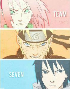 Team 7 | Naruto