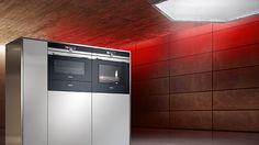 Siemens Hausgeräte, einer der Vorreiter in Sachen digitaler Küche, nennt die wichtigsten Trends zur IFA 2016 und stellt direkt miteinander kommunizierende Komponenten für eine intelligente Küche vor.  #smarthome #kueche #tech #smarttech #technews #ifa2016 #technology #technologie