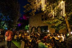 The Best Summer Hangouts in Rome, Butterfly